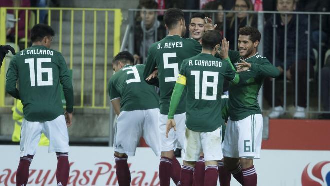 Mexico vs Poland