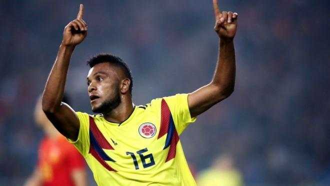 Miguel Borja goal
