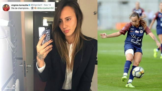Virginia Torrecilla goal
