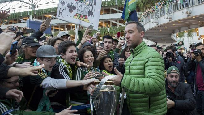 Caleb Porter out as Portland Timbers coach