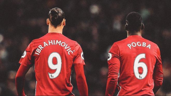 Zlatan Ibrahimovic Manchester United return