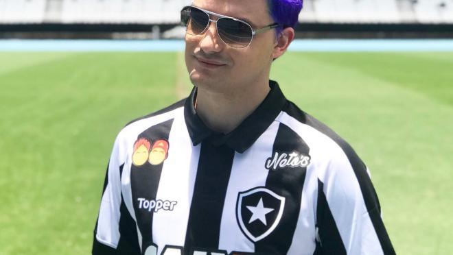 Botafogo shirt Sponsor
