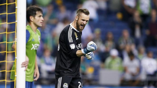 Stefan Frei interview
