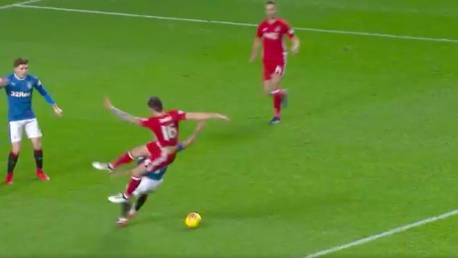 Greg Tansey penalty