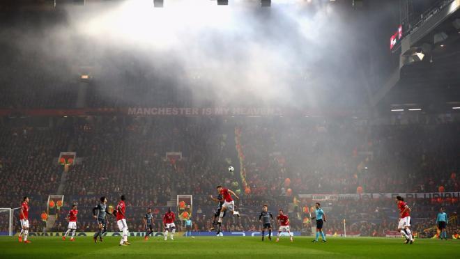 Champions League Knockout Rounds