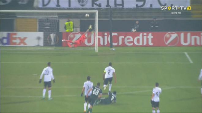 Mehdi Bourabia Europa League goal