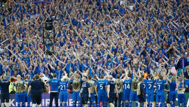 Iceland World Cup ticket demand