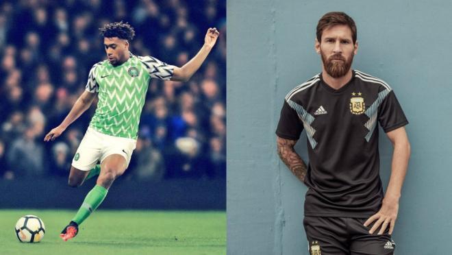2018 World Cup Jerseys