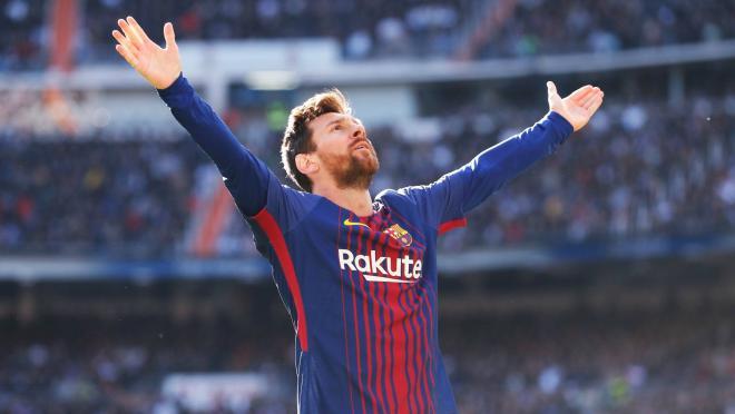 Messi In MLS