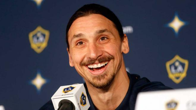 Zlatan's best quotes from his LA Galaxy press conference