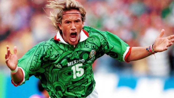 Mexico World Cup goals