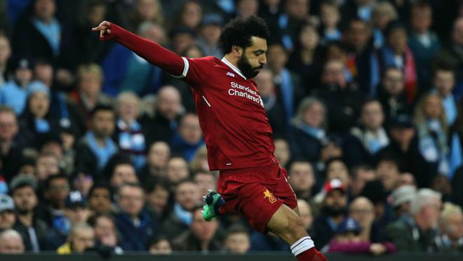Mohamed Salah becomes Premier League top scorer