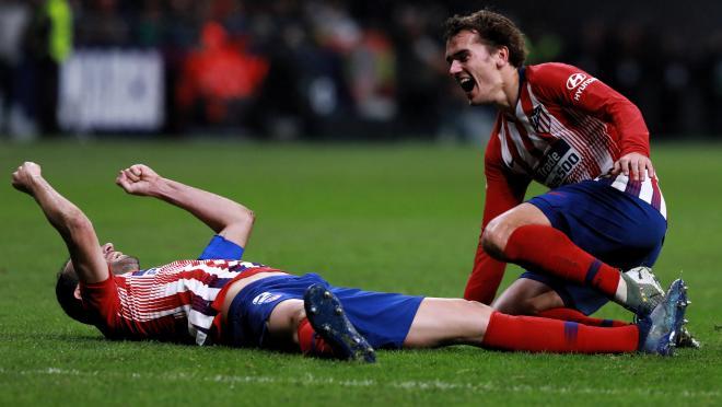Godin Goal vs Bilbao