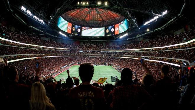 Atlanta United tifo