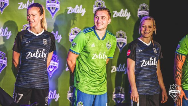 Seattle Sounders Shirt Sponsor