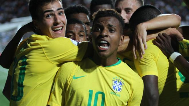 Who is Rodrygo Goes?