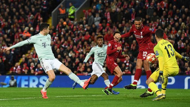 Liverpool vs Bayern Munich Highlights First Leg