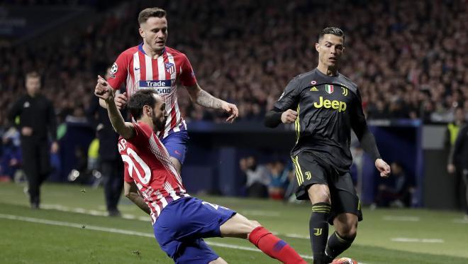 Atletico vs Juventus Highlights