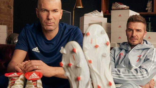adidas Predator 25 years ft. Zidane and Beckham