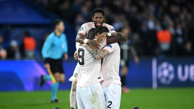 Fred vs PSG