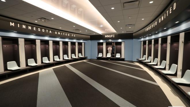 Minnesota United Allianz Field tour