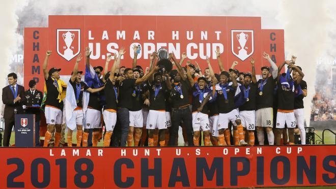 US Open Cup Draw 2019