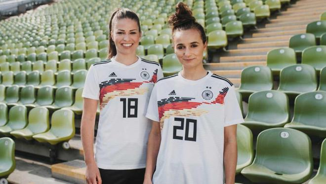 adidas Women's World Cup jerseys