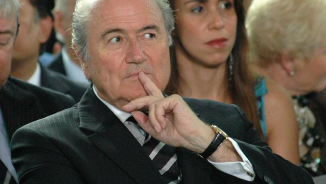 Sepp Blatter Watches