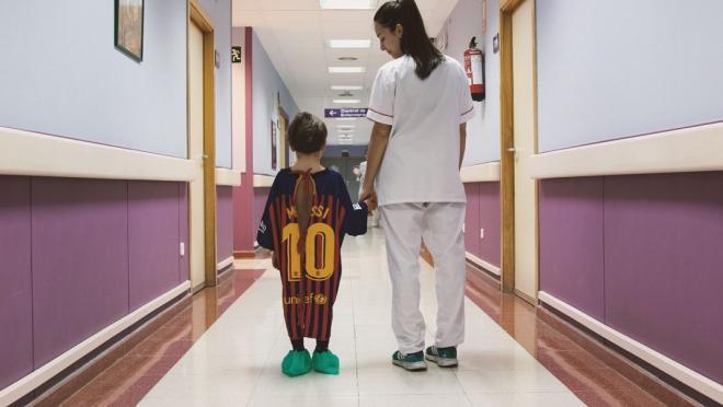 Football Shirt Hospital Gowns