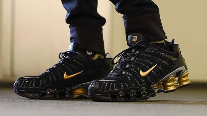 Neymar Nike Shox