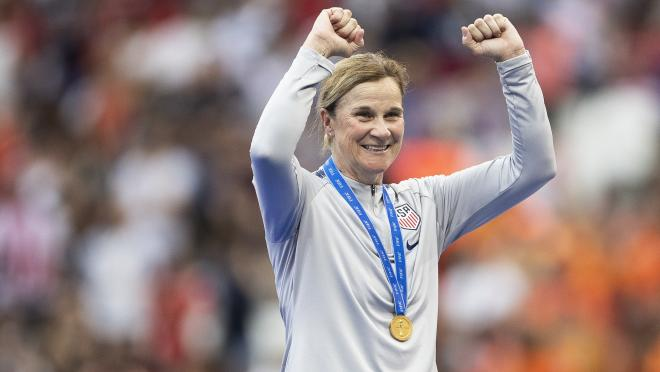 Jill Ellis Coach Men