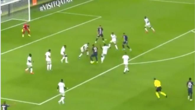 Eric Maxim Choupo-Moting goal vs Toulouse