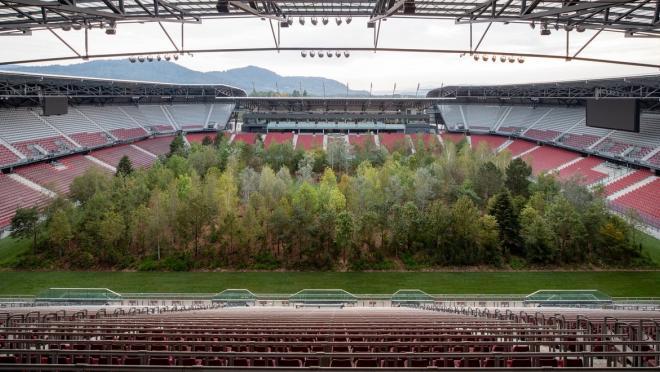 Forest Pitch SK Klagenfurt