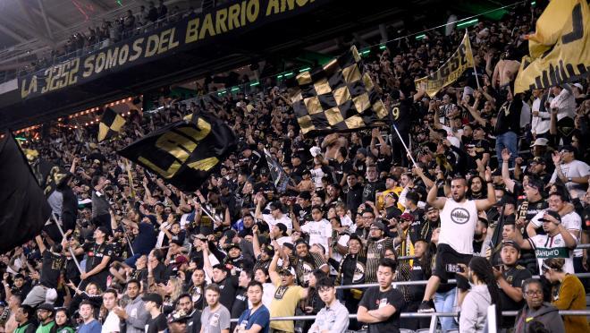 MLS Attendance 2019