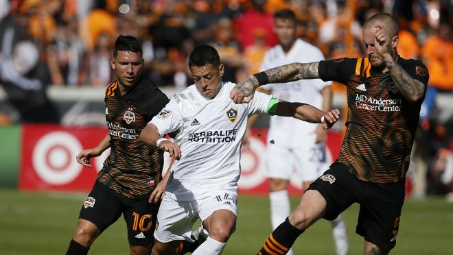 Chicharito MLS Debut