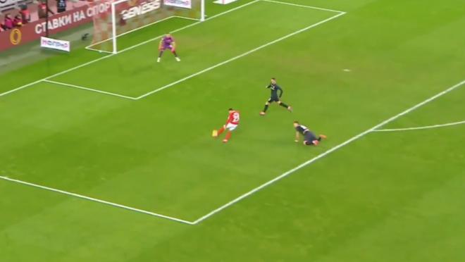 Jordan Larsson Goal vs CSKA