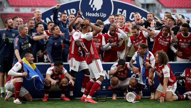 2020 FA Cup Final Highlights