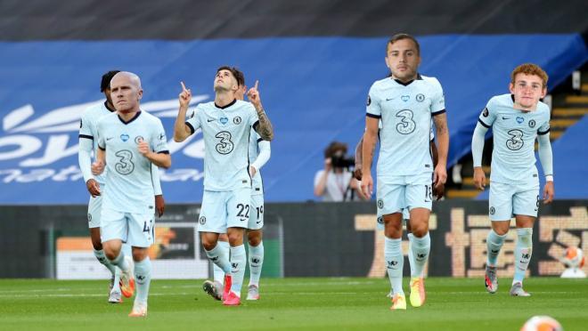 USMNT in Premier League simulation