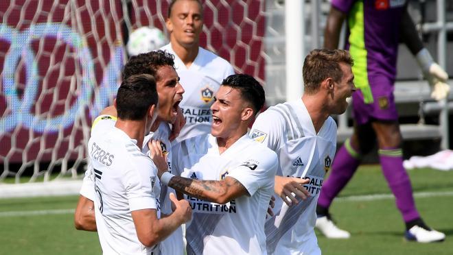 LAFC vs LA Galaxy Highlights 20200822