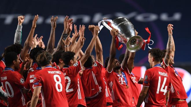 Champions League Prize Money