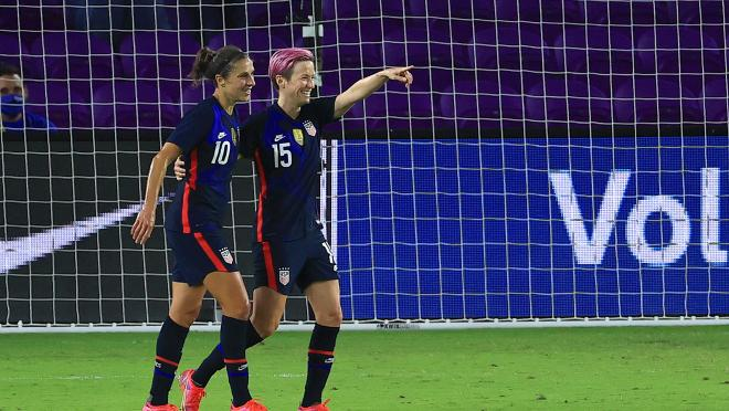 USWNT vs Argentina Highlights