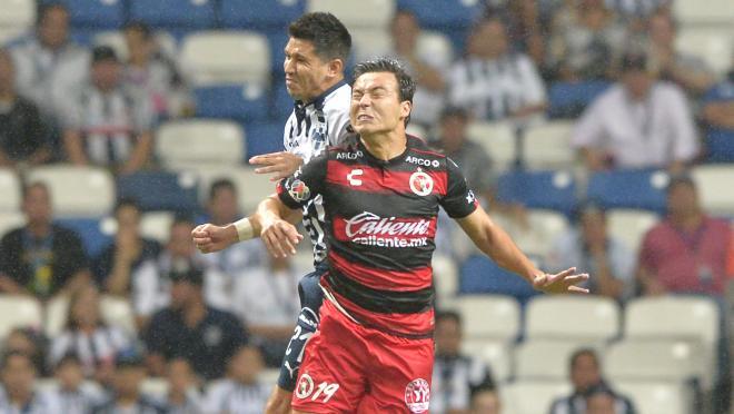 Cubo Torres Tijuana goal