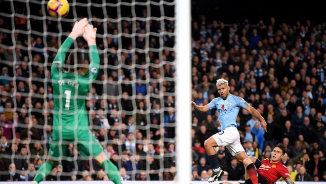 Ilkay Gundogan Goal vs Man United