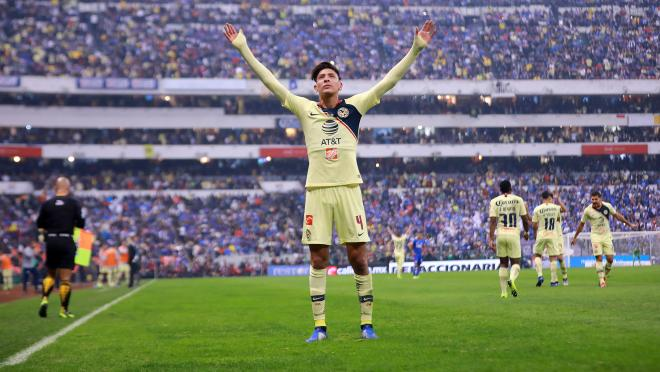 Club America vs Cruz Azul highlights