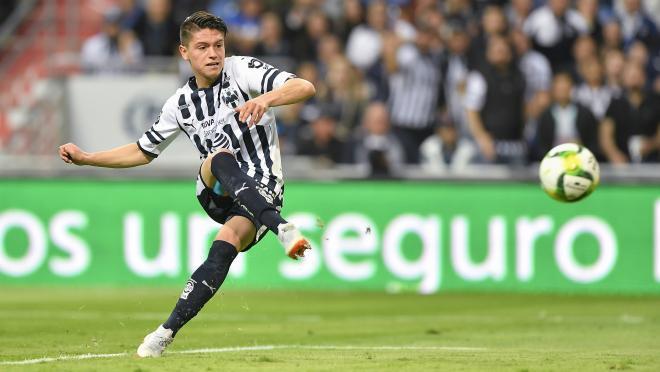 Jonathan Gonzalez Monterrey goal