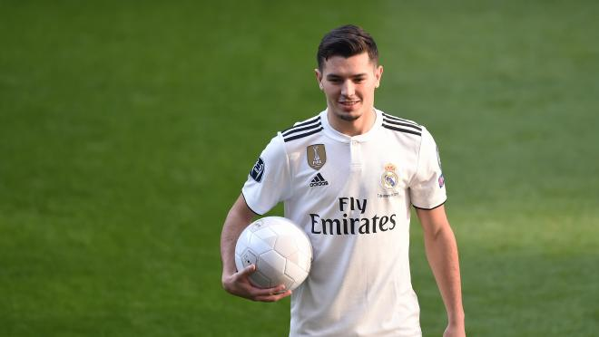 Brahim Diaz Real Madrid contract