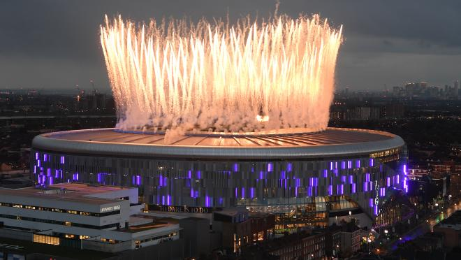 Tottenham Stadium opening highlights