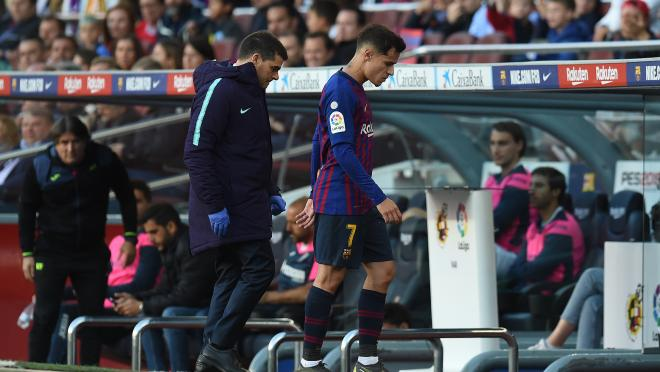 Philippe Coutinho Barcelona transfer exit