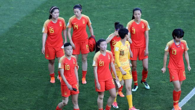 China women's national team