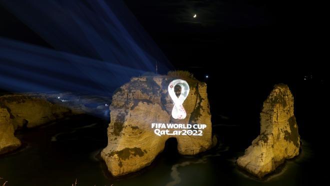 Qatar 2022 World Cup symbol